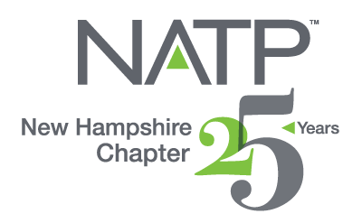 New Hampshire Chapter 25 Year Logo